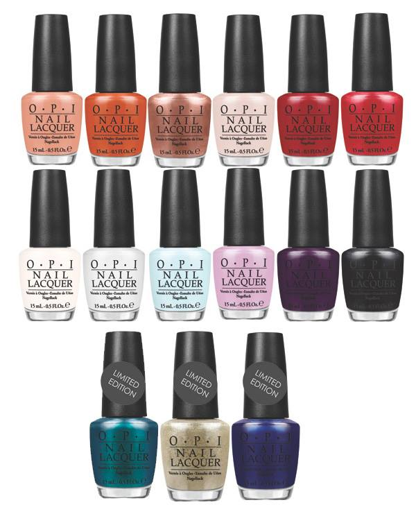 Venice OPI Fall Collection 2015 at Wellington European Day Spa - photo #36