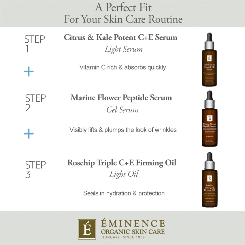 Reduce The Signs Of Aging With This Eminence Organics